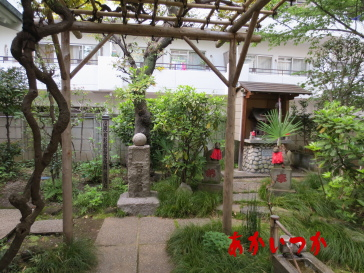 於岩稲荷田宮神社4
