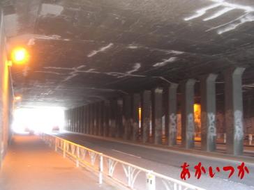 千駄ヶ谷トンネル2