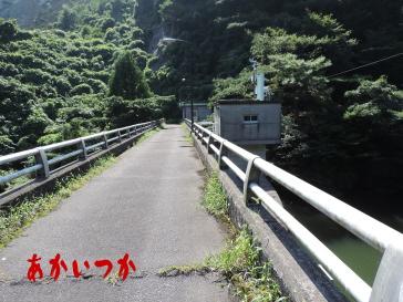 百谷ダム5