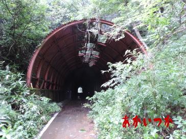 頭川トンネル(旧津々良トンネル)4