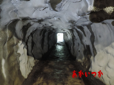 佐波川ダム(トンネル)13