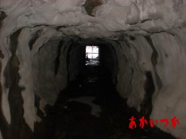 佐波川ダム(トンネル)3