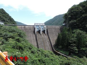 佐波川ダム(トンネル)7